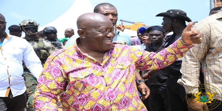 President Akufo-Addo is currently the leader of the New Patriotic Party (NPP)
