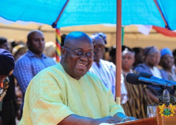 President Akufo-Addo has begun a working tour in the Northern and Upper Regions