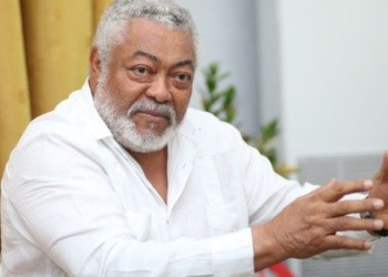 Jerry John Rawlings, Founder of the NDC
