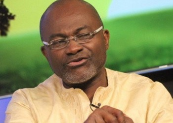 Kennedy Agyapong, MP, Assin Central Constituency
