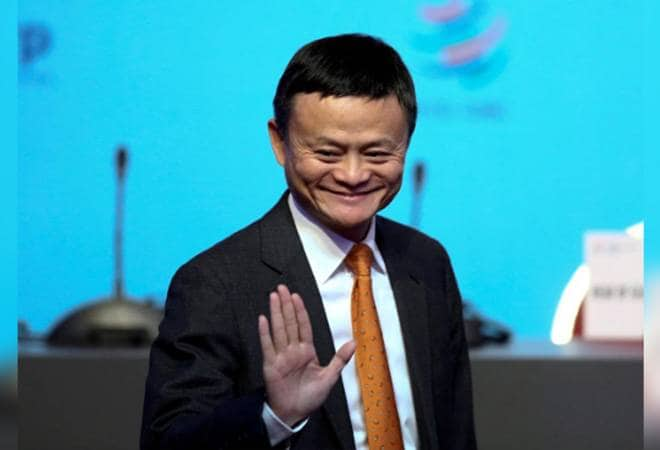 Jack Ma, Co-founder of Alibaba Group Holding Limited