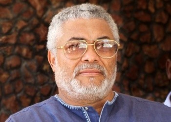 His Excellency Former President Jerry Rawlings