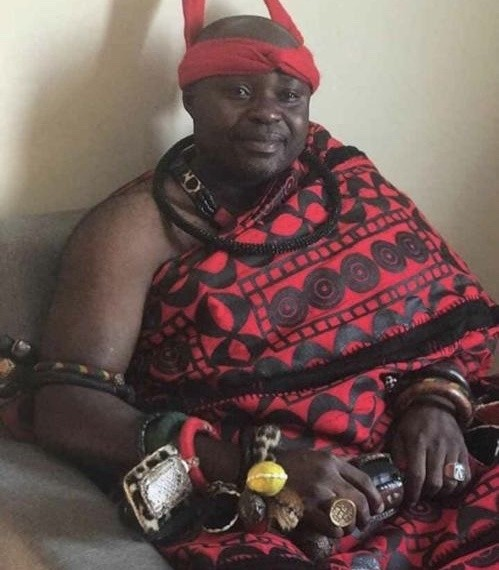 The Otumfuo's Asamponhene was murdered on Sunday, August 18, 2019