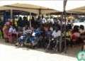 Some of the beneficiaries at the function