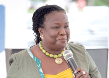 Professor Audrey Gadzekpo, Dean, School of Information & Communication, UG