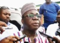 NPP National Chairman, Mr Freddie Blay