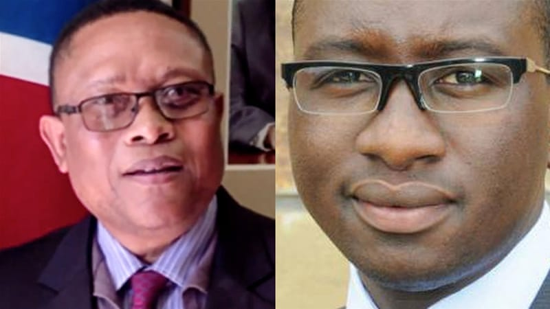 Two Namibian ministers resign over allegations of corruption, money laundering