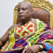 Togbe Afede XIV, Presdent, National House of Chief