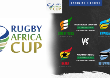 Ghana Eagles meet Botswana Vultures in historic Rugby Africa Cup 2020 kick-off match