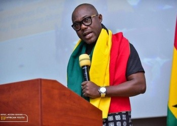 Prof Gyampo has been interdicted by the University of Ghana