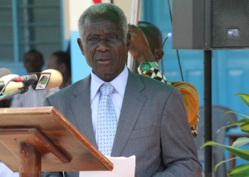 Brigadier (rtd) Joseph Nunoo-Mensah, Former National Security Advisor