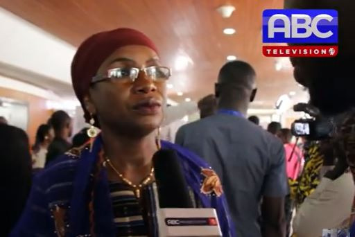 Hajia Hamdatu Ibrahim Haruna, Acting National Chairperson of the Convention Peoples' Party (CPP)