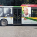 File photo of one of the branded Metro Mass buses